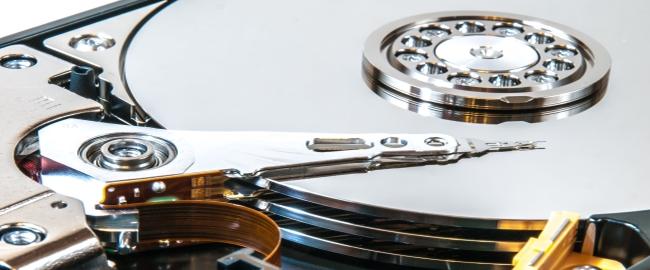 Particolari Hard Disk